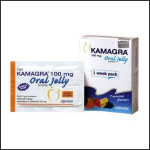 Kamagra Oral JELLY-100 mg