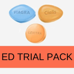ed trial pack