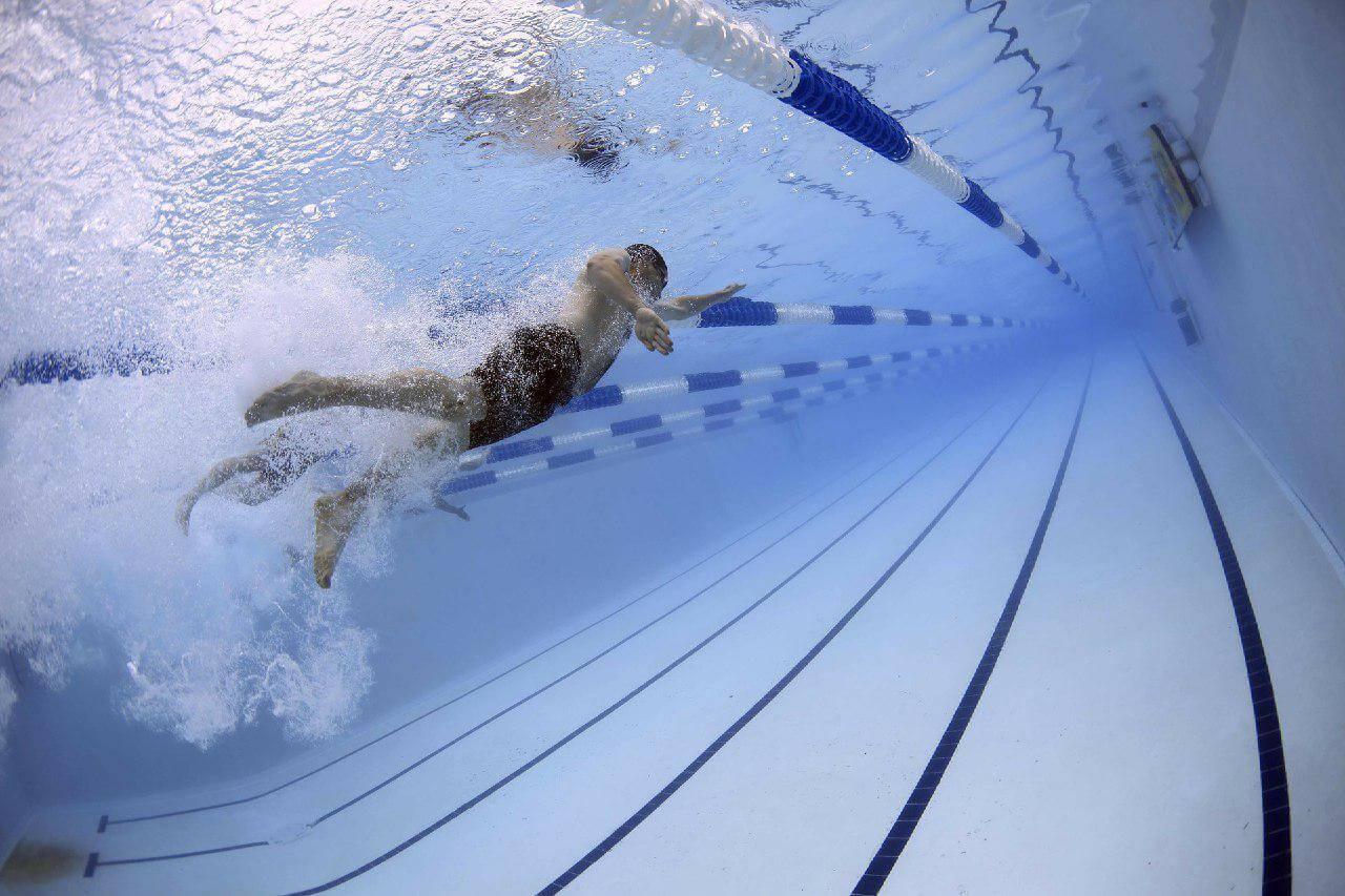 swimming improve sex